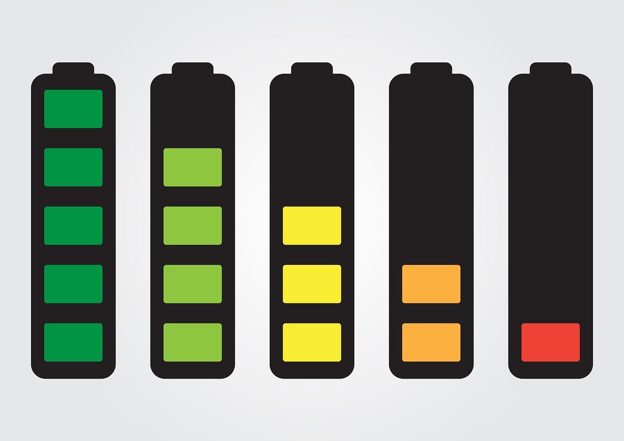 バッテリーコンディションチェック